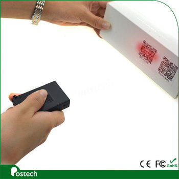 MS3392 Mini 2d Bluetooth Barcode scanner
