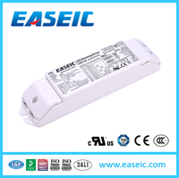 IP20 Plastic Case 36W Constant Current 350mA 500mA 700mA DALI Dimmable Led Driver for Downlight