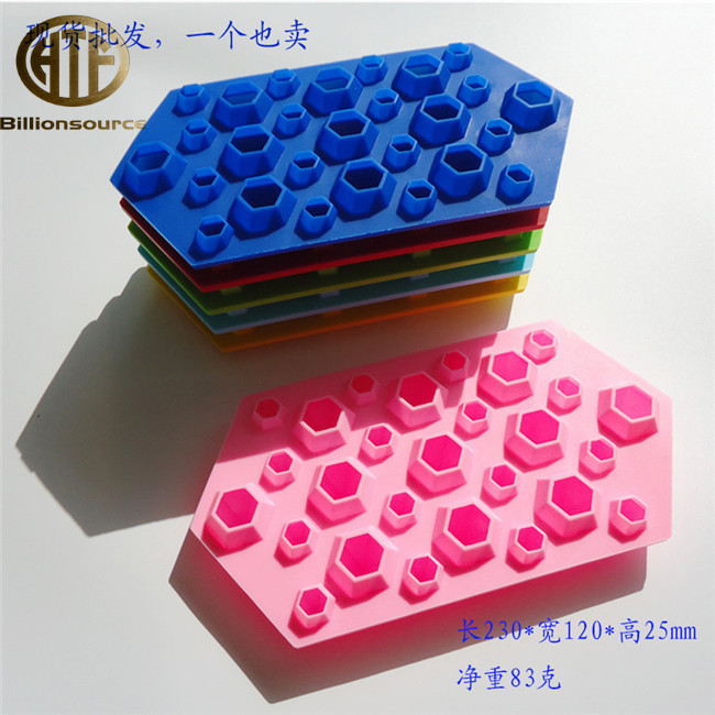 Safe silicone hard candies boiling sugar mould jelly Chocolate candy mould