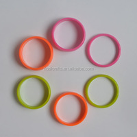 2016 Fashion New Make Your Own Bangles and Bracelets for Kids- Cheap Plastic bracelets