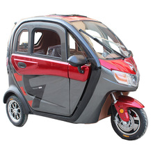 EC Approved 1200W Motor 3 Wheels Electric Tricycle Adults