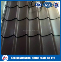 Construction use corrugated roof sheet metal building materials/roofing materials