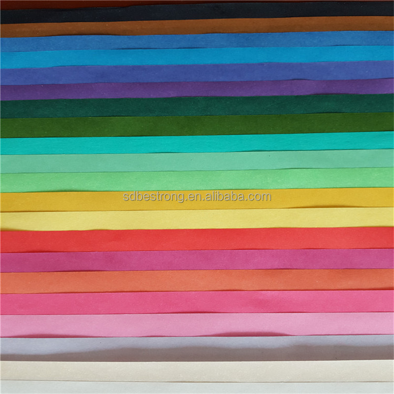 Colored Parchment Paper for Industry