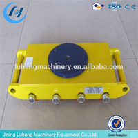 Rolling Pallet Trolley Moving Trolley Capacity-15T