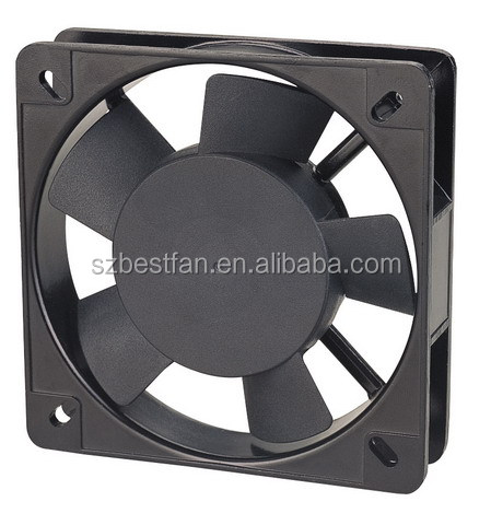small cooling 220v electronic fan type high speed air blower fan