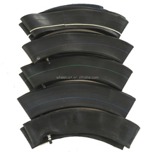 Natural And Butyl Rubber Motorcycle Inner Tube 3.25-18