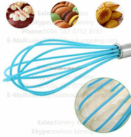 Food Grade Silicone whisk,silicone egg beater,silicon kitchenware