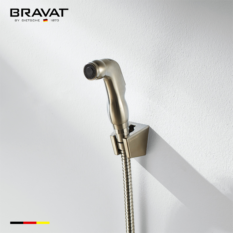 Bathroom chrome golden color bidet toilet water jet toilet spray D980AP