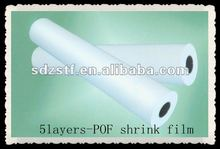 POF polyolefin shrink film