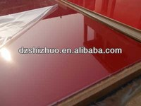 high gloss fiberboard/UV Board for Mordern Kitchen Cabinet