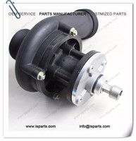 Dc 12v 24v circulation motorcycle engine cooling water pump