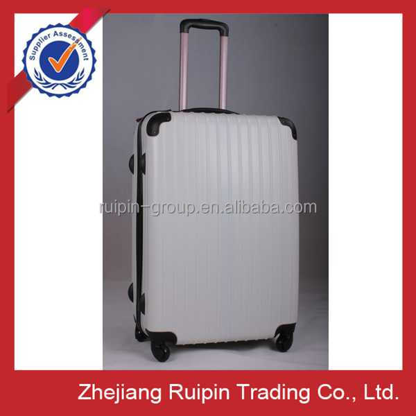 new design high quality hard shell 20/24/28 inch trolley suitcase