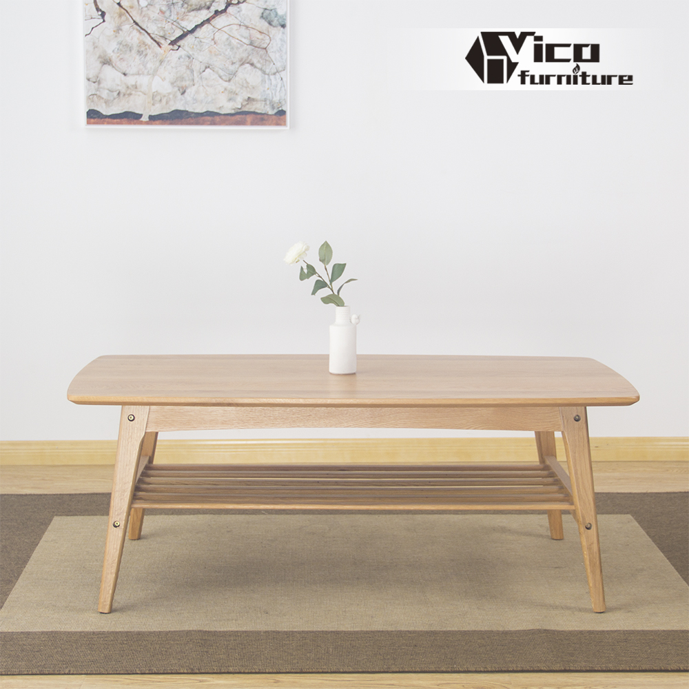 manufacturer designed by famous designer best price wooden coffee table