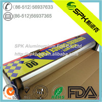 Recycled Aluminum Foil Roll, Container Wrappers Aluminum Foil sheets