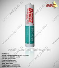 weatherproof oxime silicone sealant, netural cure,factory supply