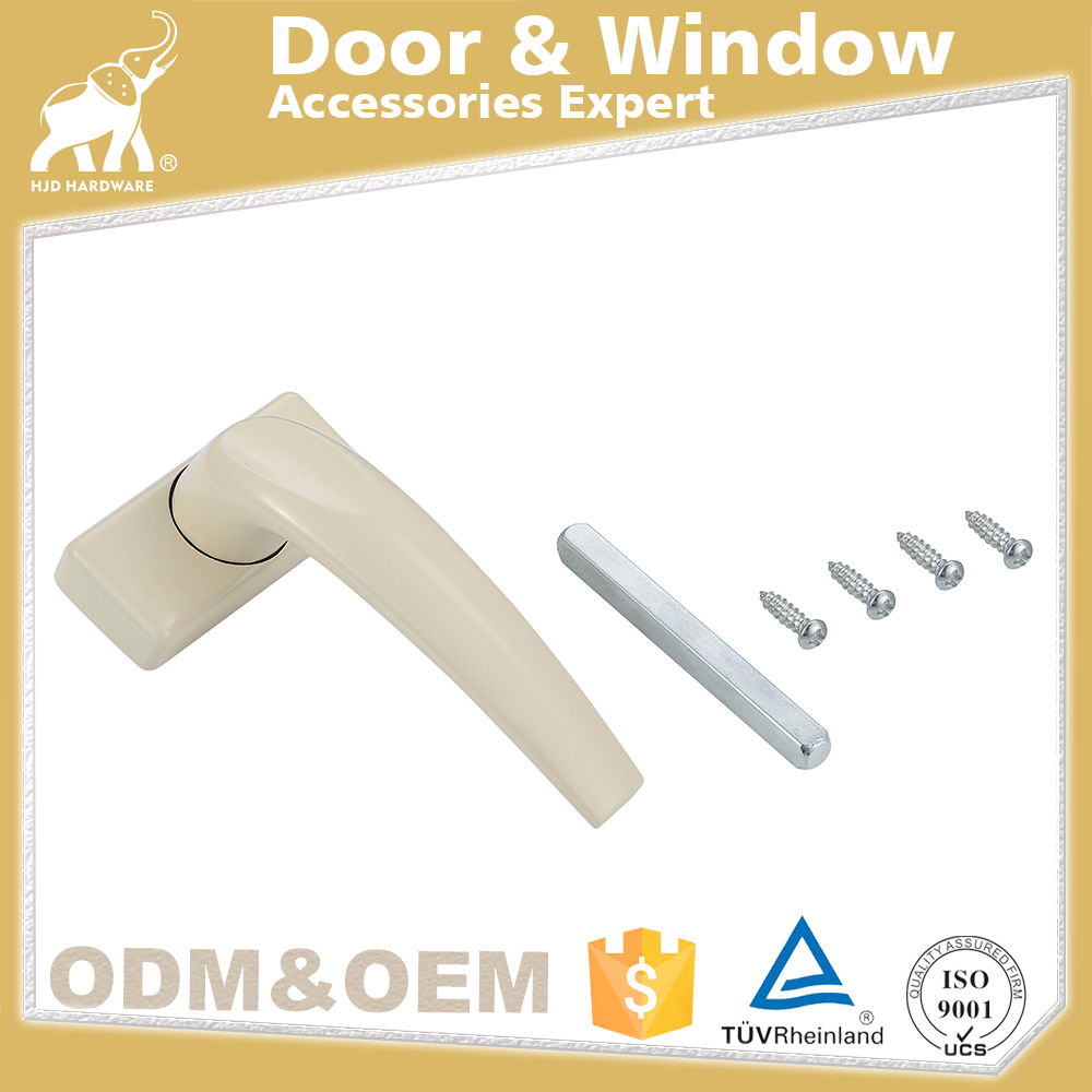 secure handle for interior windows