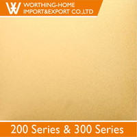 Color sheet metal stainless steel sheet 201 for watch back water resistance