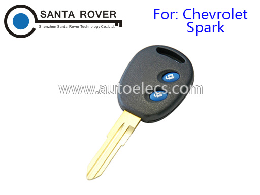 Good use Chevrolet Spark Remote Key Case 2 Button