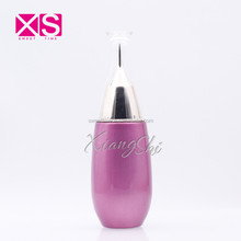 120ml New Design Coating cosmetic lotion bottle Glass Bottle Set