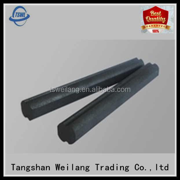 12*200mm soft solid ferrite impeder rods for high frequency welding pipe