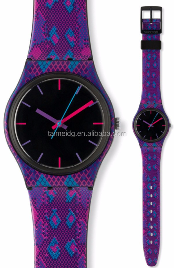 Jelly watches relojes, custom silicone watches, ladies fancy watches