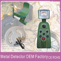 Hot sale treasure hunter ground search best gold metal detector factory MD-2500