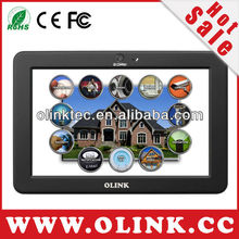 "Olink 7"" mobile embedded tablet pc for Home Automation, Zigbee, Android, WinCE"