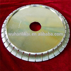 Hot sale diamond electroplated grinding wheel