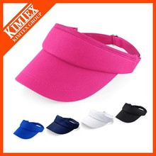 Custom Men's Sports Visor Cap/Hat Wholesale
