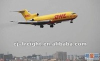 Cheapest shenzhen DHL air freight forwarder china to Canada for international logistics