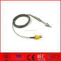 k type mineral insulated bayonet thermocouple