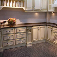 Modern Style Artificial Marble Kitchen Vanity Top Countertop