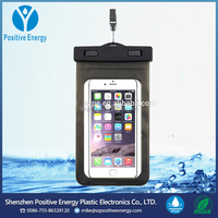 Factory Supply Universal Waterproof Case For Samsung Galaxy e5 With Earphone