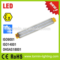 ATEX IP66 led explosion proof light fluorescent light 2015 new model water proof light fixture