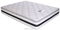 pocket coil hot sale spring three border comfortable mattress with very good price