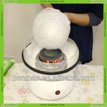 Easy operated home use mini cotton candy maker
