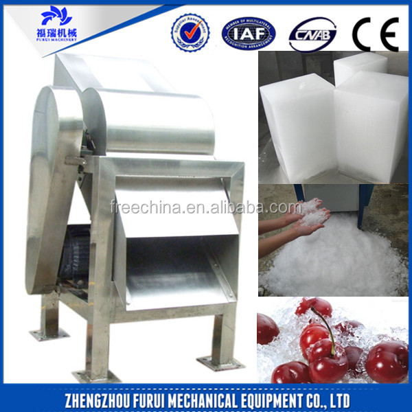 New type industrial ice crushing machines for sale/ice breaker machine