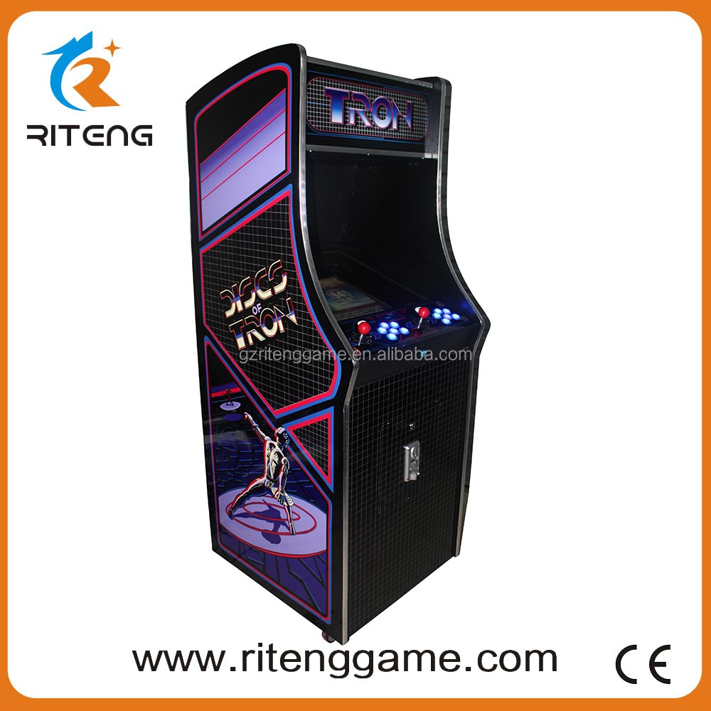 Customized design 520 in 1 coin operated 19'' 3 sides of cocktail arcade game machine with 1000 games for 2 player