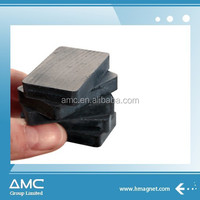 Cheap price rectangle anisotropic Ferrite magnet