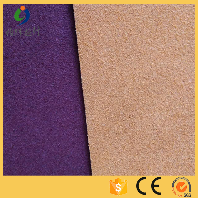 best microfiber suede leather for finished leather buyer