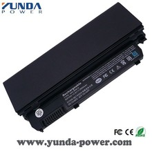 Manufacturer Price Replacement Laptop Battery 2600mah for Dell Inspiron Mini9 Laptop W953G 312-0831