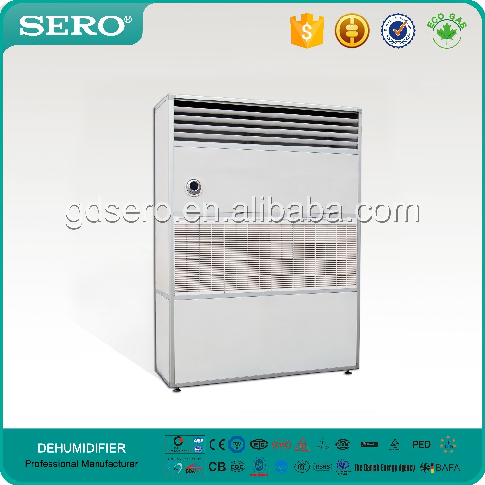 High Effeciency Industrial Dehumidifier,Commercial Dehumidifier,789L/Day, CE, Rohs