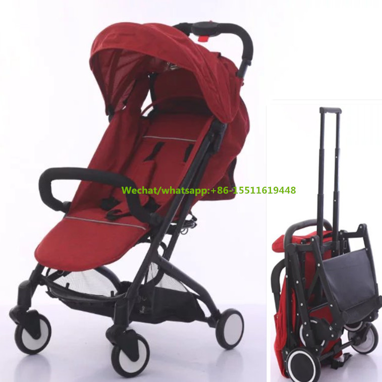 Hot mom like baby stroller 3 in 1 travel system baby stroller with car seat light weight small foled baby car seat