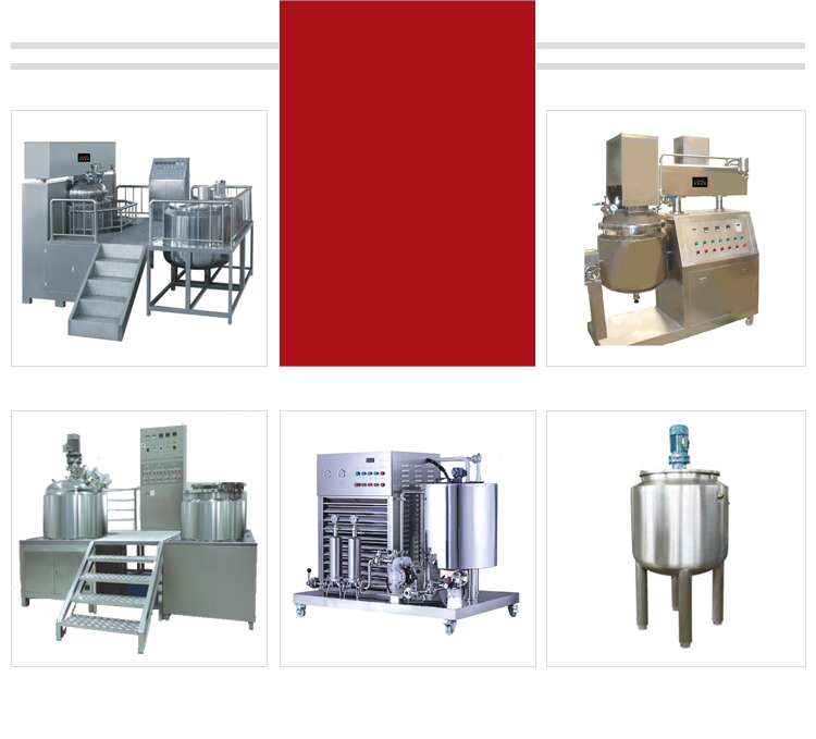 China Supplier body lotion equipment with low price