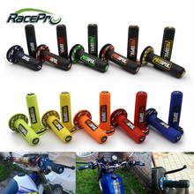 Universal Soft Rubber Dirt Pit Bike Motocross Handlebar Handle Motorcycle Grips
