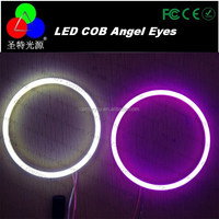 Reliable quality e36 e38 e39 led cob halo rings durable in use COB led angle eyes for your selection