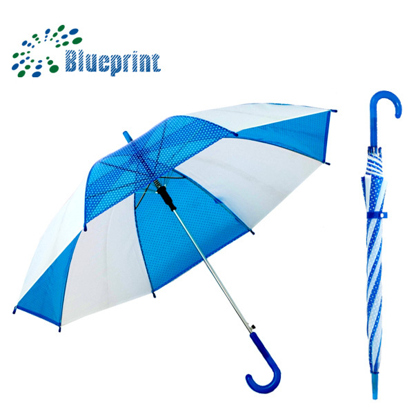 Fancy China Gift Items Transparent Plastic Cloth Safe Kids Umbrella