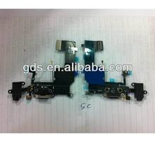 For iPhone 5C Charging Port Dock Flex Ribbon Cable
