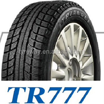 Triangle ice tire