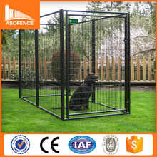 Custom design high quality Temporary dog fencing, outdoor metal chain link dog kennel, dog cage